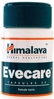 Evecare For Leucorrhea, Premenstrual Syndrome, Dysmenorrhea & Irregular Menstruation Treatment