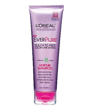 loreal paris everpure moisture shampoo
