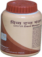 Divya Dant Tooth Powder