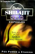 Dabur Shilajit Gold – Increase sexual stamina