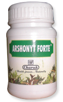 Charak Arshonyt forte – Natural Remedy For Hemorrhoids And Piles