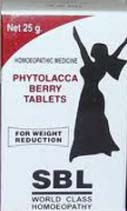 SBL Homeopathy Phytolacca Berry